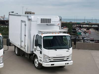 2018 Isuzu Trucks NRR Diesel 200 0